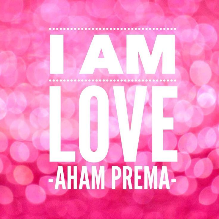 Aham Prema Mantra – I Am Love - Mantras Meditation