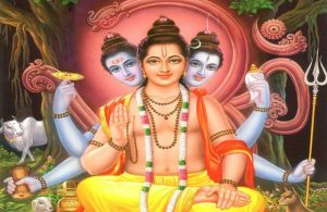 Datta Mala – Sri Dattatreya Mantra for Health and Conceiving a Child