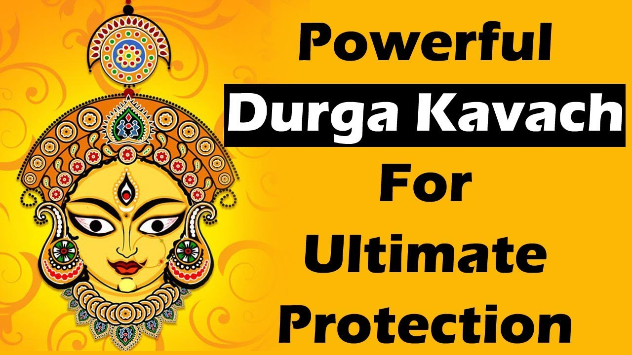Maa Durga Kavach for Protection